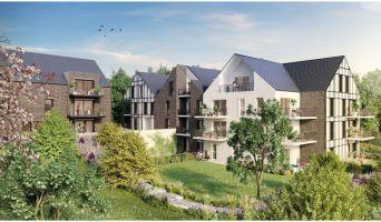 Dinard programme immobilier neuf « Le Clos de la Vicomté » en Loi Pinel