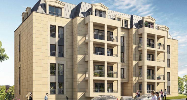 Dinard : programme immobilier neuf « Newquay Acte II - Bât C » en Loi Pinel