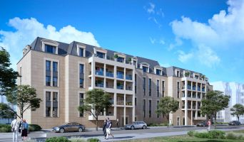 Résidence « Newquay Acte Ii » programme immobilier neuf en Loi Pinel à Dinard