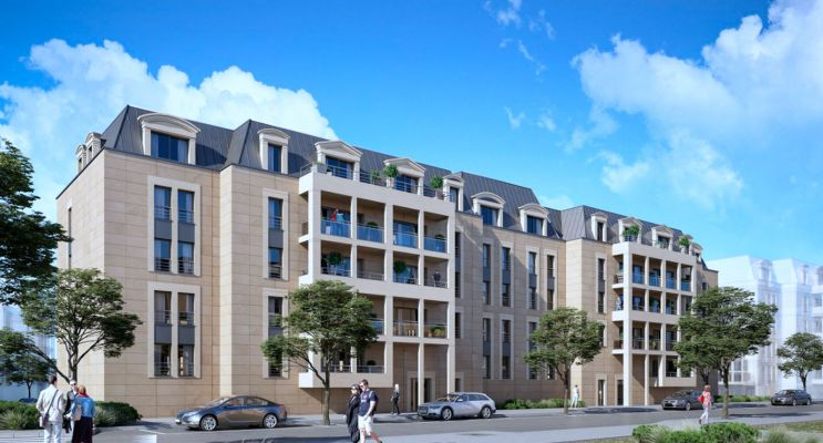 Photo du Résidence « Newquay Acte II » programme immobilier neuf en Loi Pinel à Dinard