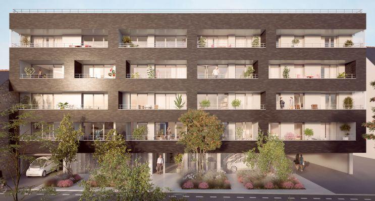 Photo du Résidence « Rochenoire » programme immobilier neuf en Loi Pinel à Dinard