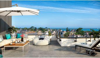 Photo du Résidence « Saint Eno Bay » programme immobilier neuf en Loi Pinel à Dinard