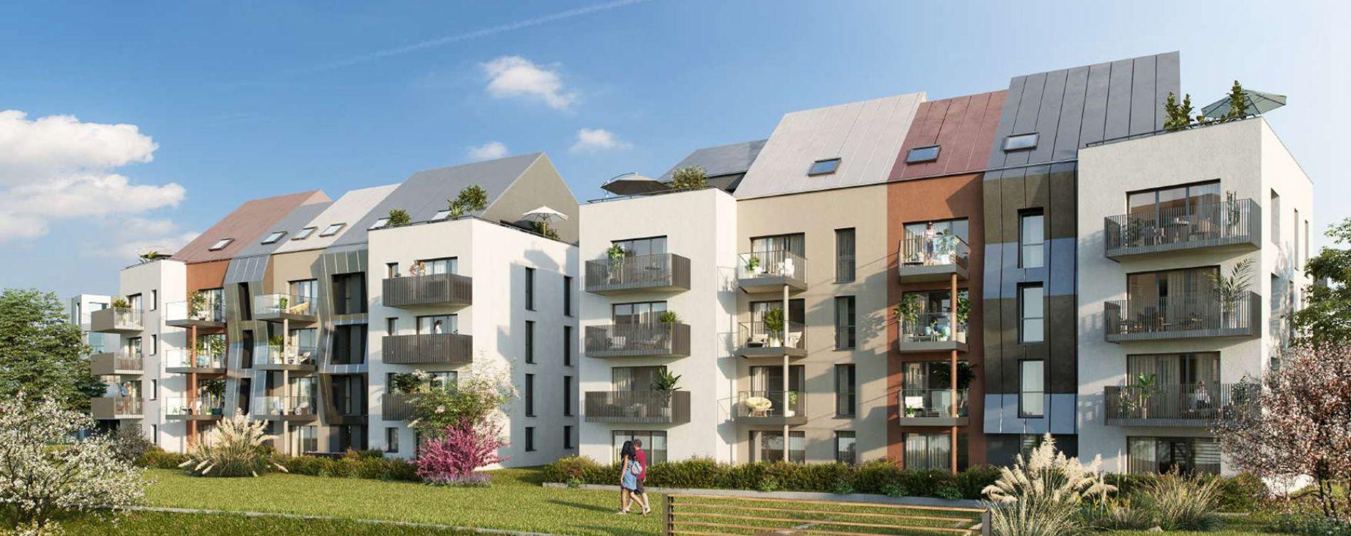 Fougères : programme immobilier neuve « L'Annexe »