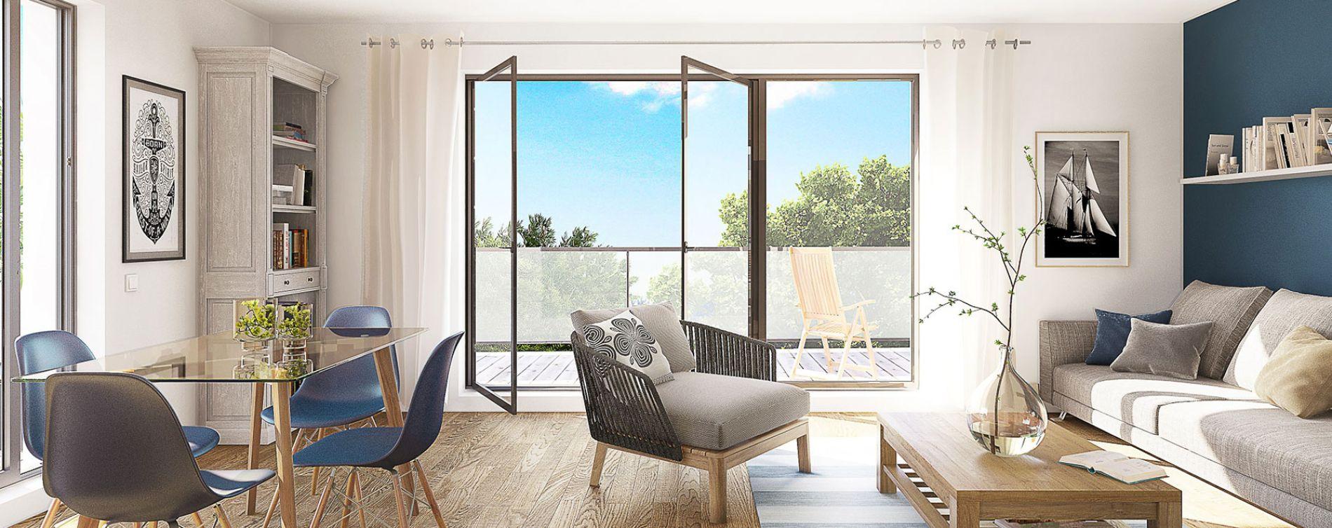 Fougères : programme immobilier neuve « L'Annexe » (2)