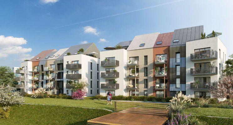 Fougères : programme immobilier neuf « L'Annexe »