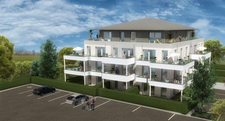 Photo du Résidence « Les Terrasses de Saint Martin » programme immobilier neuf à Guichen
