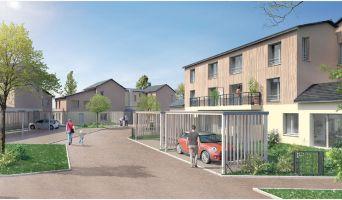 L'Hermitage programme immobilier neuf « Le Clos Saint Avit