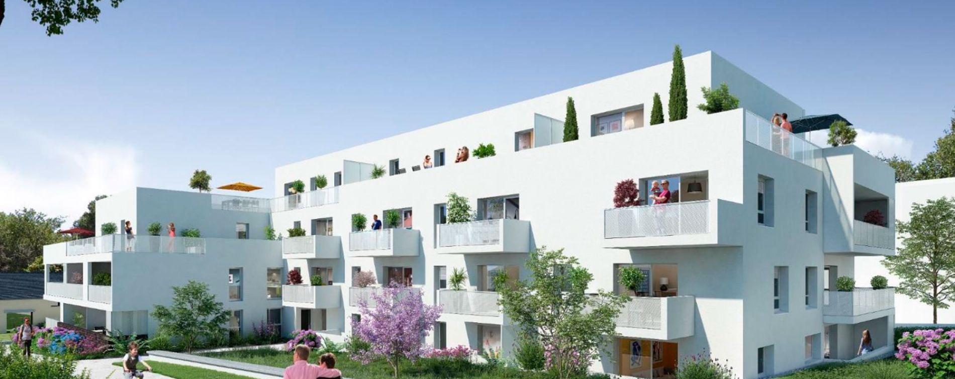 La Chapelle-des-Fougeretz : programme immobilier neuve « Les Villas Fougeretz »