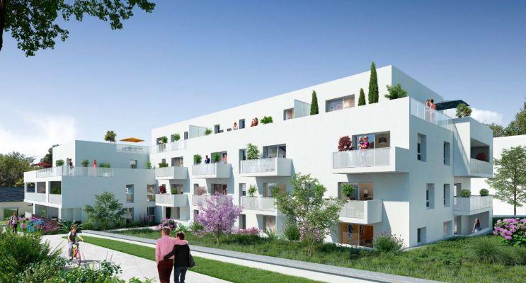 Photo du Résidence « Les Villas Fougeretz » programme immobilier neuf en Loi Pinel à La Chapelle-des-Fougeretz