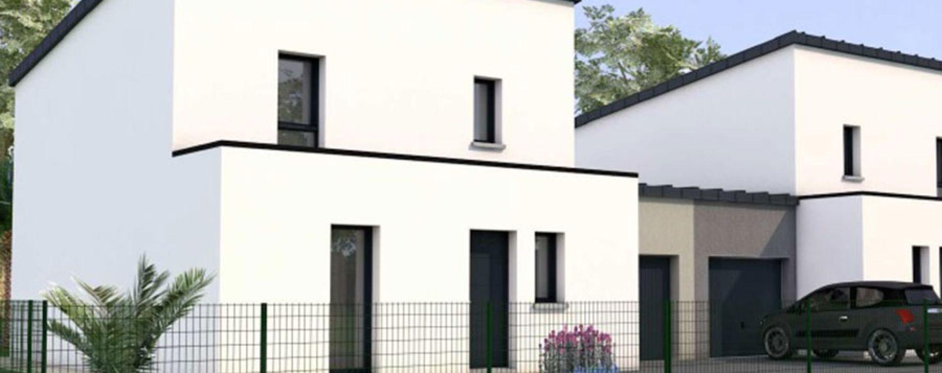 Résidence Rue de Mordelles à L'Hermitage