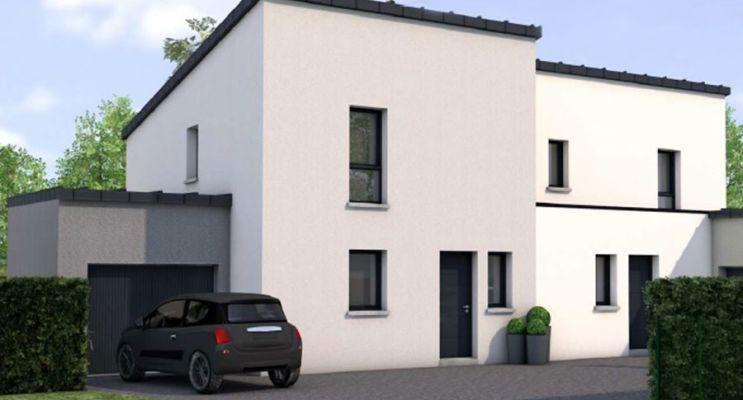 Résidence « Rue De Mordelles » programme immobilier neuf en Loi Pinel à L'Hermitage n°1
