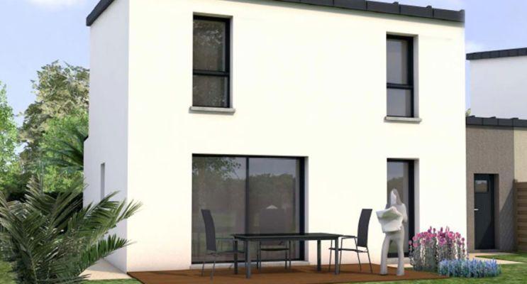 Résidence « Rue De Mordelles » programme immobilier neuf en Loi Pinel à L'Hermitage n°3