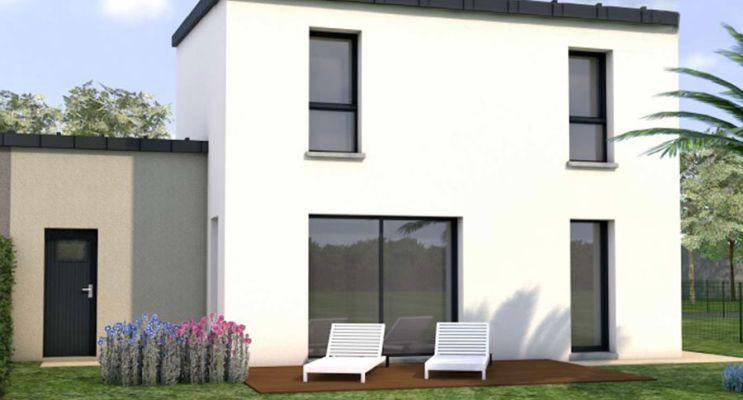 Résidence « Rue De Mordelles » programme immobilier neuf en Loi Pinel à L'Hermitage n°4