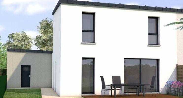 Résidence « Rue De Mordelles » programme immobilier neuf en Loi Pinel à L'Hermitage n°5