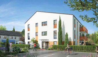 Liffré programme immobilier neuf « Via Verde »