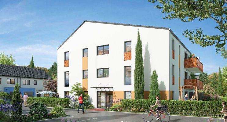 Photo du Résidence « Via Verde » programme immobilier neuf à Liffré