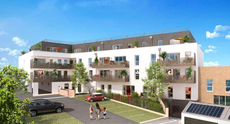 Photo du Résidence « Villa Léna » programme immobilier neuf en Loi Pinel à Mordelles