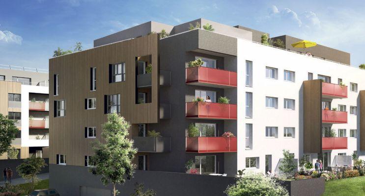 Photo du Résidence « Harmony » programme immobilier neuf en Loi Pinel à Noyal-Châtillon-sur-Seiche
