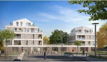 Photo du Résidence « Empreinte » programme immobilier neuf en Loi Pinel à Noyal-sur-Vilaine