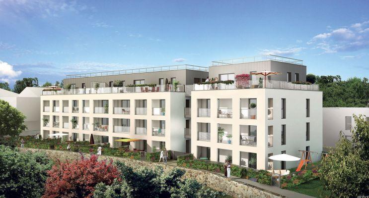 Photo du Résidence « Le Clos du Prieuré 1 » programme immobilier neuf à Pleurtuit