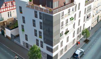 Résidence « Aénor » programme immobilier neuf en Loi Pinel à Rennes n°1