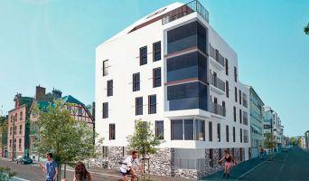 Résidence « Aénor » programme immobilier neuf en Loi Pinel à Rennes n°2