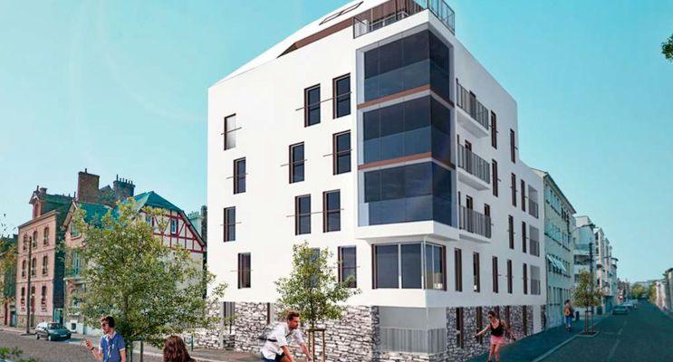 Photo n°2 du Résidence « Aénor » programme immobilier neuf en Loi Pinel à Rennes