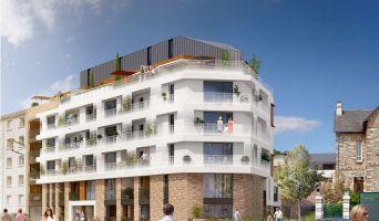 Résidence « Altéa Park » programme immobilier neuf en Loi Pinel à Rennes n°1