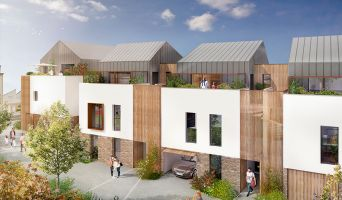 Résidence « Altéa Park » programme immobilier neuf en Loi Pinel à Rennes n°2