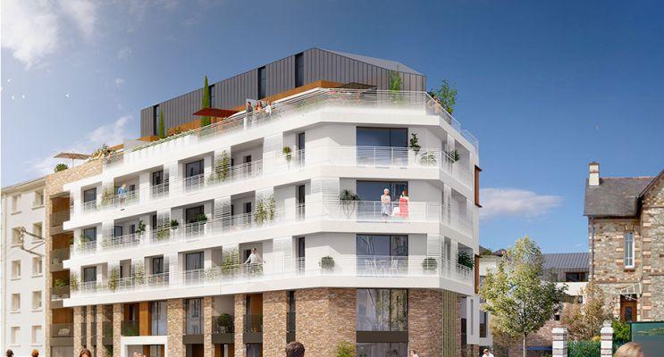 Photo du Résidence « Altéa Park » programme immobilier neuf en Loi Pinel à Rennes