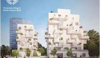 Résidence « Babia Gora » programme immobilier neuf en Loi Pinel à Rennes n°2