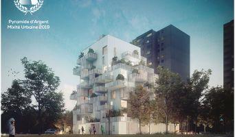 Résidence « Babia Gora » programme immobilier neuf en Loi Pinel à Rennes n°3