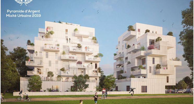 Photo n°1 du Résidence « Babia Gora » programme immobilier neuf en Loi Pinel à Rennes