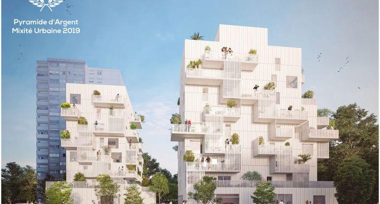 Photo n°2 du Résidence « Babia Gora » programme immobilier neuf en Loi Pinel à Rennes