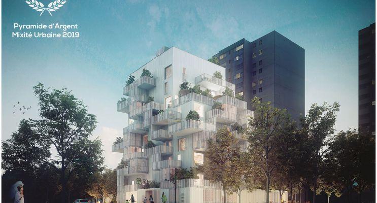 Photo n°3 du Résidence « Babia Gora » programme immobilier neuf en Loi Pinel à Rennes