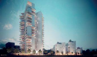Photo n°2 du Résidence « Chromosome » programme immobilier neuf en Loi Pinel à Rennes