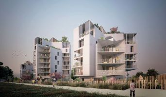 Photo n°3 du Résidence « Chromosome » programme immobilier neuf en Loi Pinel à Rennes