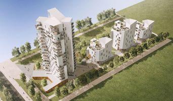 Photo n°4 du Résidence « Chromosome » programme immobilier neuf en Loi Pinel à Rennes
