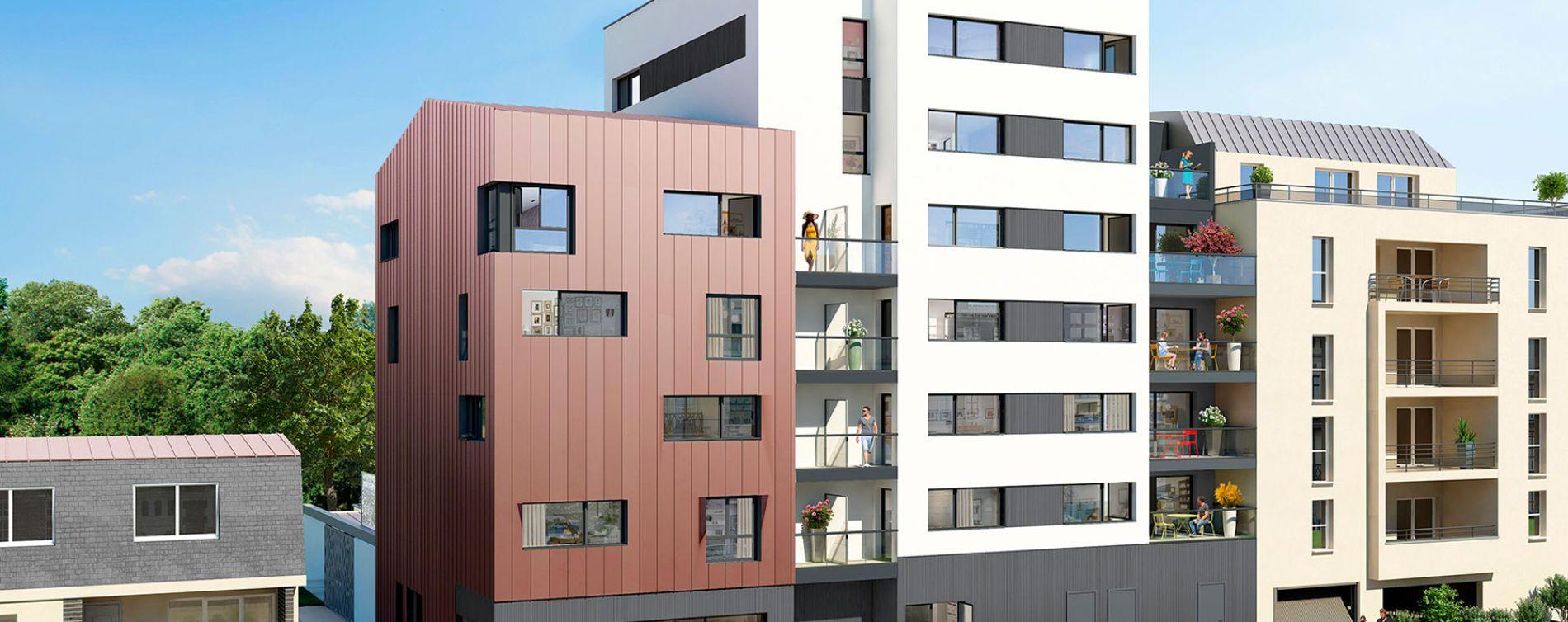 Résidence City Lodge à Rennes