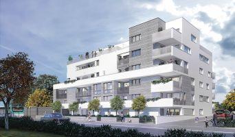 Photo n°1 du Résidence « Cloud » programme immobilier neuf en Loi Pinel à Rennes