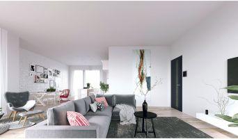 Photo n°2 du Résidence « Cloud » programme immobilier neuf en Loi Pinel à Rennes