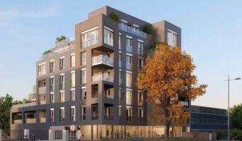 Photo n°1 du Résidence « Distinction » programme immobilier neuf en Loi Pinel à Rennes