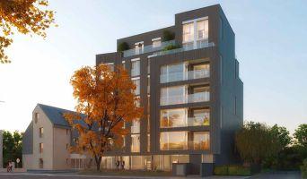 Photo n°2 du Résidence « Distinction » programme immobilier neuf en Loi Pinel à Rennes