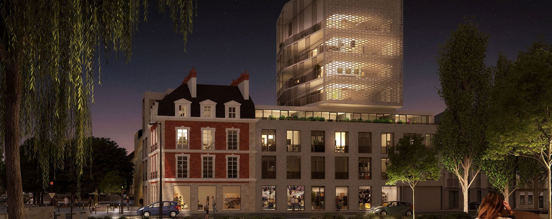Rennes : programme immobilier neuve « Inside » en Loi Pinel (2)
