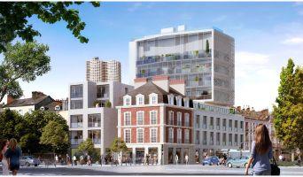 Rennes : programme immobilier neuf « Inside » en Loi Pinel