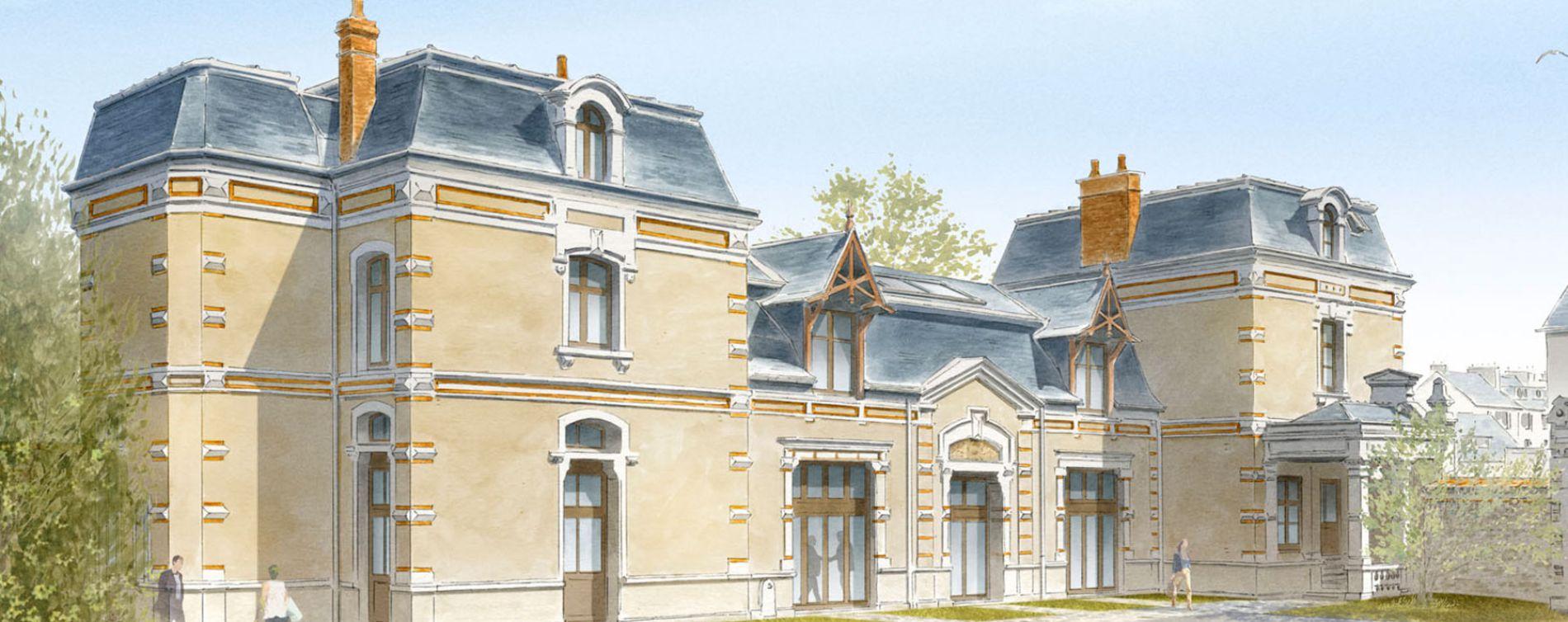Résidence La Folie-Guillemot à Rennes