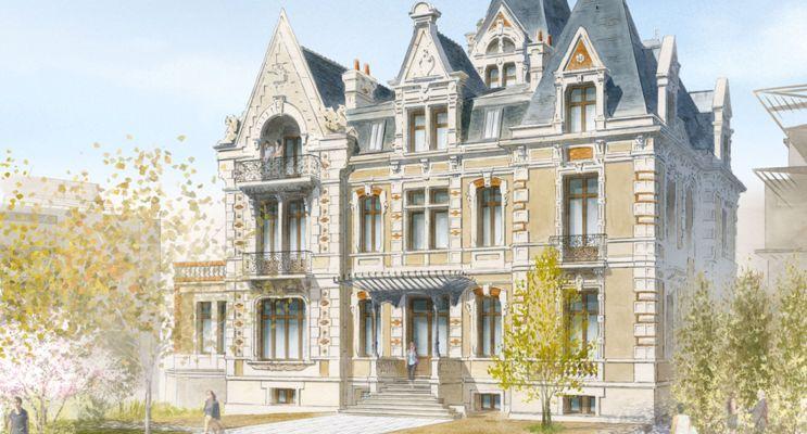 Résidence « La Folie-Guillemot » programme immobilier à rénover en Déficit Foncier à Rennes n°1