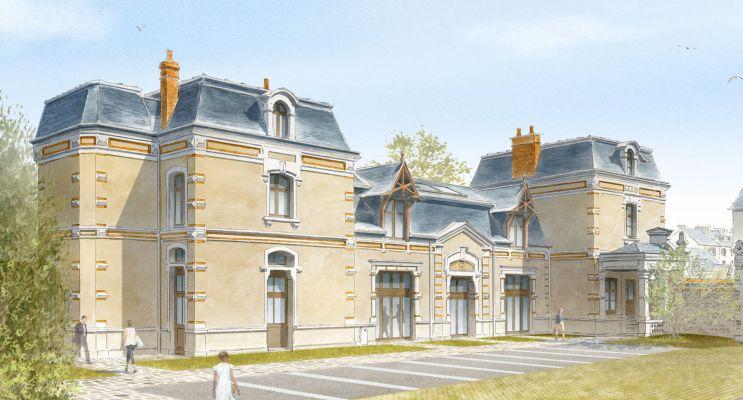 Résidence « La Folie-Guillemot » programme immobilier à rénover en Déficit Foncier à Rennes n°2