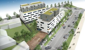 Programme immobilier neuf à Rennes (35700)