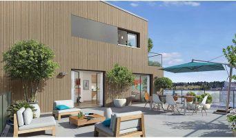 Rennes programme immobilier neuve « Le Clos des Arts » en Loi Pinel  (2)